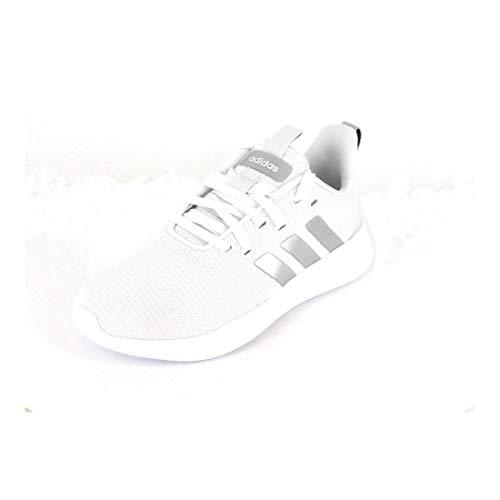 adidas Damen Puremotion Sneaker, Ftwbla/Plamet/Gridos, 40 2/3 EU