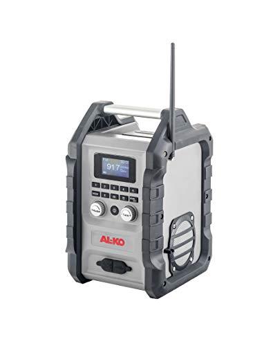 AL-KO Akku-Baustellenradio WR 200 Easy Flex (45 W, 20 V DAB)