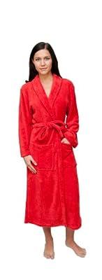 Women's Plush Spa Robe
