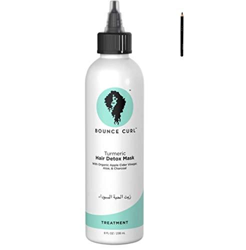 Bounce Curl Turmeric Hair Detox Mask | Curly Hair Mask | 238ml