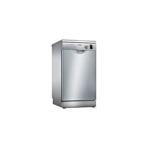 pas cher un bon Lave-vaisselle Bosch 45cm SPS25CI04E – Lave-vaisselle en acier inoxydable – Classe énergétique A + / Affichage…