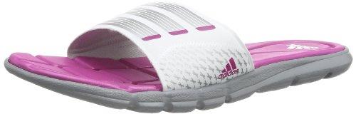 adidas Performance Adipure 360 Slide W F32909 Damen Outdoor Fitnessschuhe, Pink (Bahia Magenta S14/Running White Ftw/Mid Grey S14), EU 44.5 (UK 10)