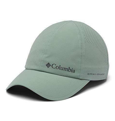 Columbia Silver Ridge III Ball Cap Gorra, Unisex Adulto, Green, Talla Única