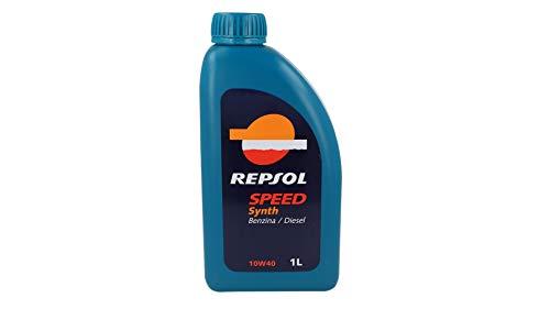 Repsol Speed Synth 10W40 - Lubricantes de aceite para motor...