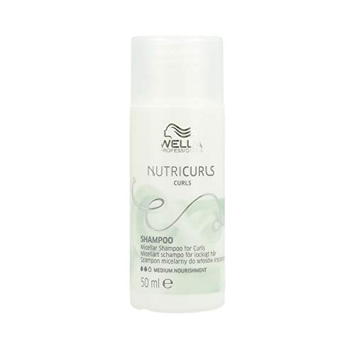 Wella Wpc Nutricurls Curls Shampoo 50Ml 50 ml