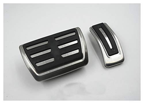 Reunion Punch De Acero Inoxidable Ajuste Libre para 17 18 Audi A4L A4 B9 A5 Q5L Q7 Pedal Modificado Pedal DE Freno (Color Name : B)