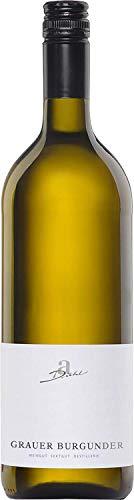 Weingut Diehl Grauer Burgunder trocken Literflasche (6 x 1 l)