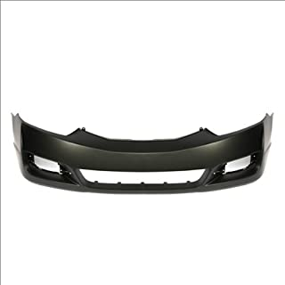 CarPartsDepot, CAPA Certified Part Front Bumper Cover Primed Black Smooth, 352-201300-10-CA HO1000262 04711SVAA80ZZ??