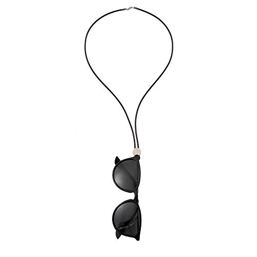 Mini Brille Kette für Frauen Unisex Brille Kette Band Funky Männer Sonnenbrille Halsband Lanyard (1PCS)