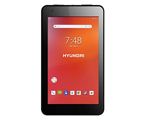 Hyundai HT0705W08A 7 Koral 8GB Android Tablet Black HT0705W08A