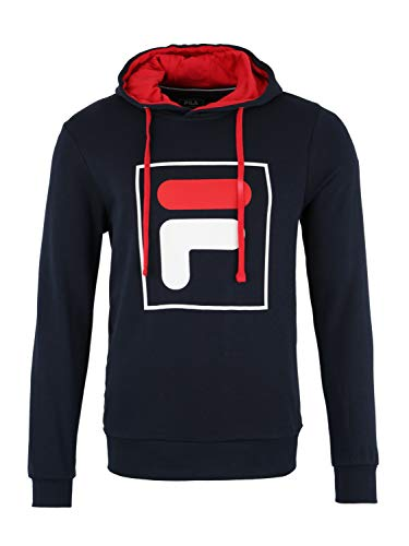 Fila Unisex Sweatshirt Harry rot S