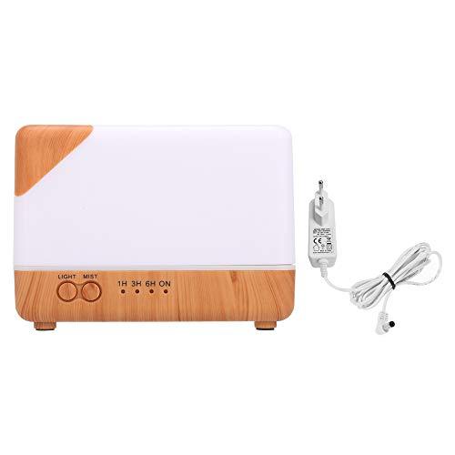 CalmGeek Lámpara de noche inteligente con wifi, 700 ml, humidificador de aceites esenciales, aromaterapia, difusor de niebla, Tuya/SmartLife Phone Control