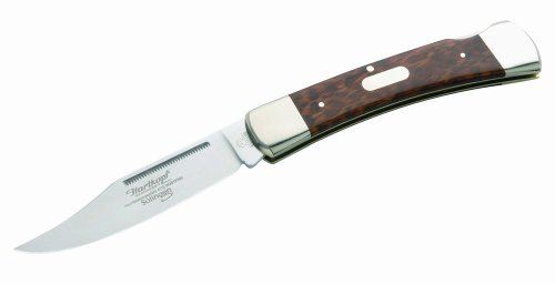 Hartkopf-Solingen Taschenmesser, 1.4110,Schlangenholz Neusilberbacken