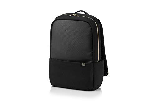 HP 15.6 Duotone Backpack - Gold