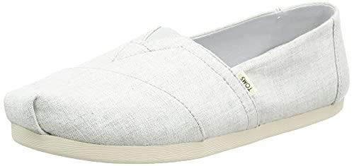 TOMS Classics 1001B07, Sneaker, Donna , Grigio (Grau (ASH)), 37