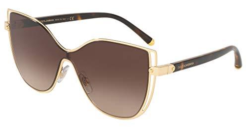 Dolce & Gabbana 0DG2236 Gafas de Sol, Gold, 40 para Mujer