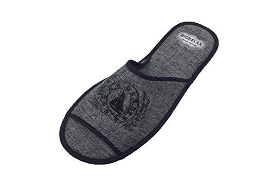 Zapatillas de Estar por casa/Biorelax/Puntera Abierta