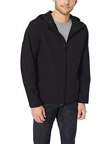 Amazon Essentials black Waterproof Rain Jacket best jacket