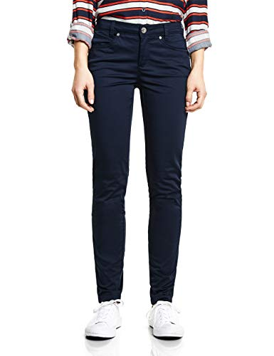 Street One Damen 372068 Yulius Hose, deep Blue, 38W / 30L