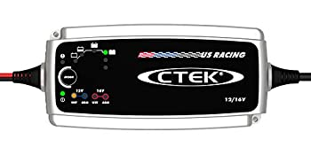 CTEK  56-830  MURS 7.0 US 12 Volt/16 Volt Fully Automatic 7 Step Performance Battery Charger