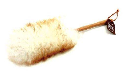 クラシカルマニッシュインデイリーリッチスタイル ウールダスター【Lサイズ】約43cm(柄:22.5cm)