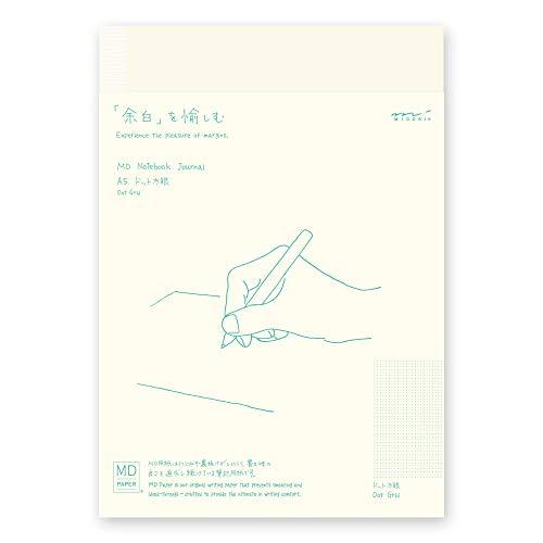 Midori Punktraster - Cuaderno (A5)