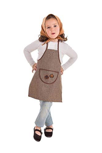 Creaciones Llopis- Disfraz Infantil, 3-5 Años (3652-1)