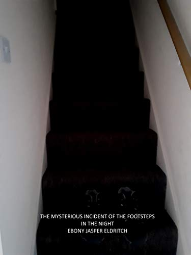 The Mysterious Incident of The Footsteps in the Night (A Series of Mysterious Incidents)
