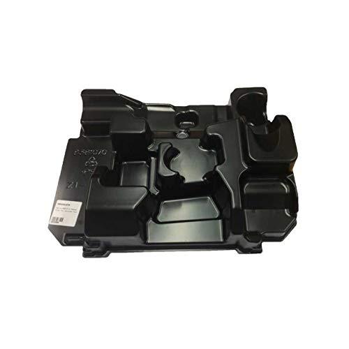 Inserto Makita dlx2040mj1 per MAKPAC - adatto per Trapano DHP481 / avvitatore a massa battente DTD129 / 3 batterie 4 Ah, 18 V