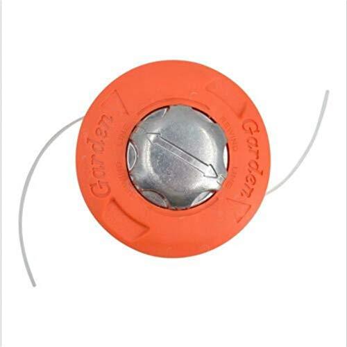 Ardorlove gras trimmer hoofd - automatische draagtouw - Europese code automatische draadverwijdering - gratis slijtvaste grasmaaier, kunststof nylon, aluminium kop