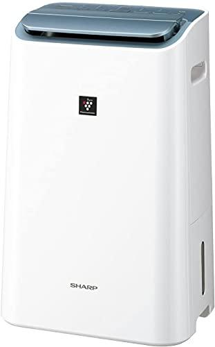 シャープ 除湿機 兼 空気清浄機 除湿 12L / プラズマクラスター 7000 スタンダード 11畳 / 空気清浄 15畳 ホワイト CV-EF120-W