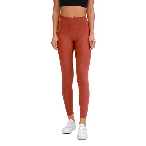 QTJY Pantalones de Yoga de Cintura Alta para Mujer, Pantalones Deportivos, Deportivos, Delgados, levantadores de Cadera, Flexiones y Pantalones de Entrenamiento para Celulitis I M