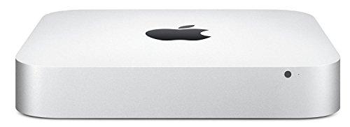 Apple Mac Mini Desktop Intel Core i5 2.5GHz (MD387LL/A), 16GB Memory, 512GB Solid State Drive, ThunderBolt (Renewed)