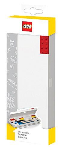 Lego 51521 - Stiftebox rot mit Bauplatte