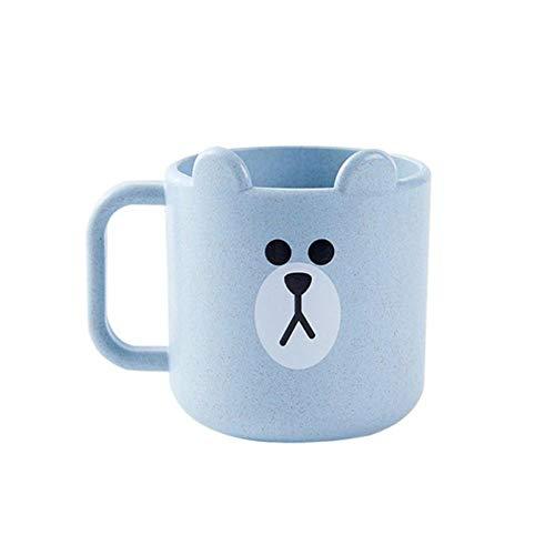 Copas De Champán, Tazas, Regalos 1 Uds 250 Ml Tazas De Agua Potable Cepillo De Dientes Taza De Lavado Taza De Leche Con Asa Taza De Desayuno Bebida