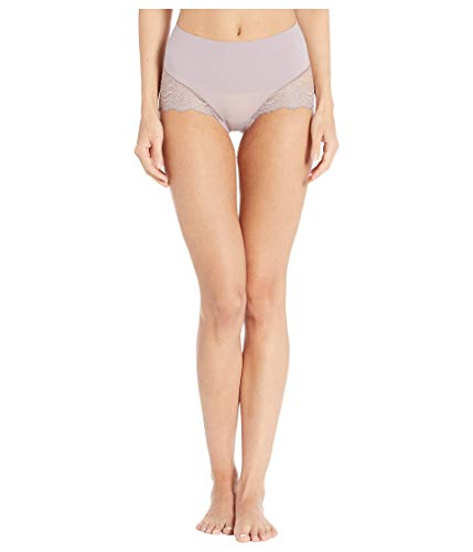 SPANX Undie-Tectable Lace Hi-Hipster Panty Lavender XS