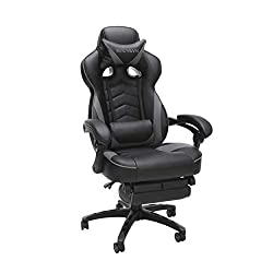 Respawn 110 Racing Style Gaming Chair - Best PC Gaming Chair With Footrest