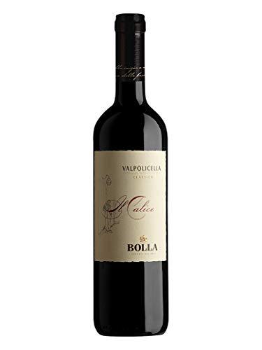 IL CALICE VALPOLICELLA CLASSICO DOC - Bolla - Vino rosso fermo 2018 - Bottiglia 750 ml