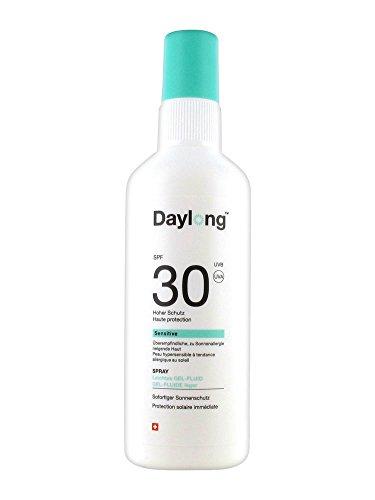 Daylong Sonnenschutz Gel-Spray für Gesicht und Körper SPF 30