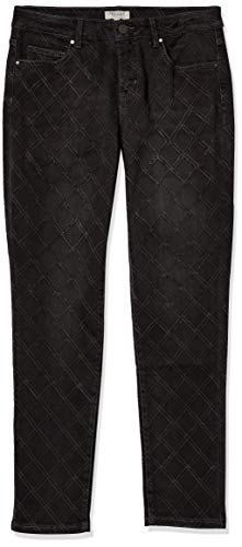 Trust Women's Diamond Quilted Ankle Jean (54% Off)