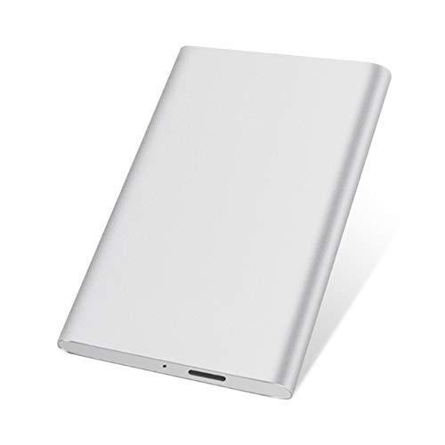 Disco duro externo de 2,5 pulgadas HDD 1tb/750gb/320gb, metal portátil USB 3.0 almacenamiento de copia de seguridad, adecuado para PC, escritorio, portátil, MacBook, Ps4, Xbox One, Smart TV (250 GB)