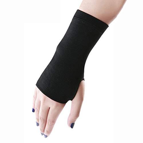 Carpal Tunnel Polsbeugel voor mannen vrouwen- ademende nylon Polssteun met verwijderbare onderarm palm splint-voor dagelijkse werknacht Slaap rechts linkerhand