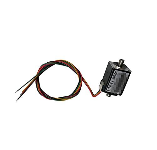 JIAN NEMA 8 1,8 ° 0,6A 180g.cm 2-Phase 4-Draht 20 Biaxialer Schrittmotor-Patch-MOONTER-Motor 20mm * 30mm Hohlwellen-Schrittmotor Exquisite