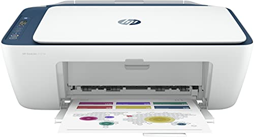 multifunction printer hp deskjet 2721e wifi airprint copier color s