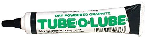 Dry Powder Graphite Lube, Tube, 0.21 Oz