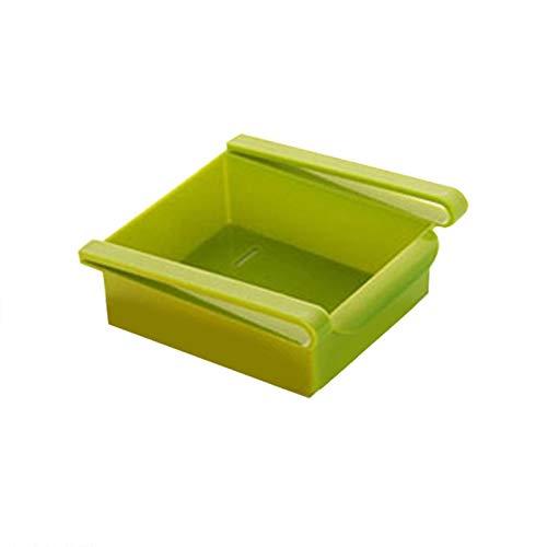 ukYukiko Home Caja de Almacenamiento para refrigerador, contenedor de Alimentos, cajón, Organizador Fresco