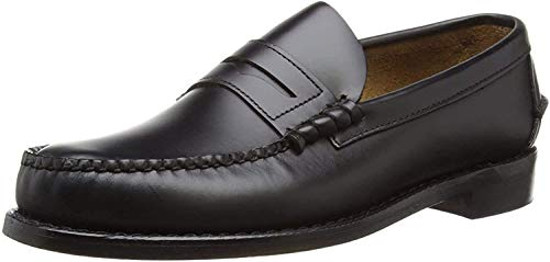 Sebago CLASSIC DAN, Men's Loafers, Black (Black 902) , 9.5...
