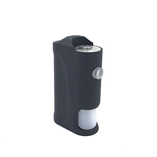 Odis Design Inc BFSB Black Ergonomic Mechanical Box with Interchangeable Magnetic Door