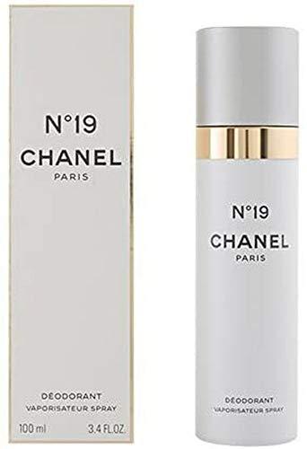 CHANEL Nº 19 desodorante vaporizador 100 ml