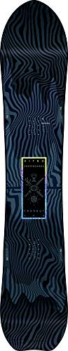 Nitro Snowboards Herren Boards Dropout BRD'20 All-Mountain Freeride Powder Power Pods Carvingboard Snowboard, mehrfarbig, 153 cm